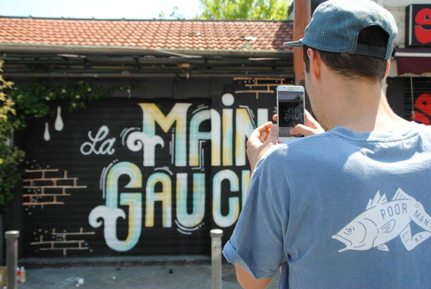 Goché x Le Mur Saint Ouen Interview et performance 19