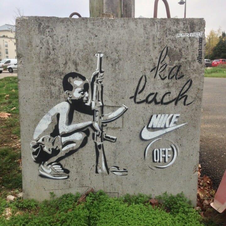 EZK, le street-artiste aux punchlines insolentes 8