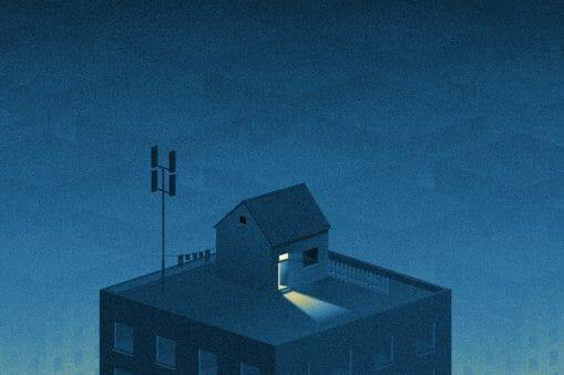 Big City Lights : Série d'illustrations signée Ivo van de Grift 21