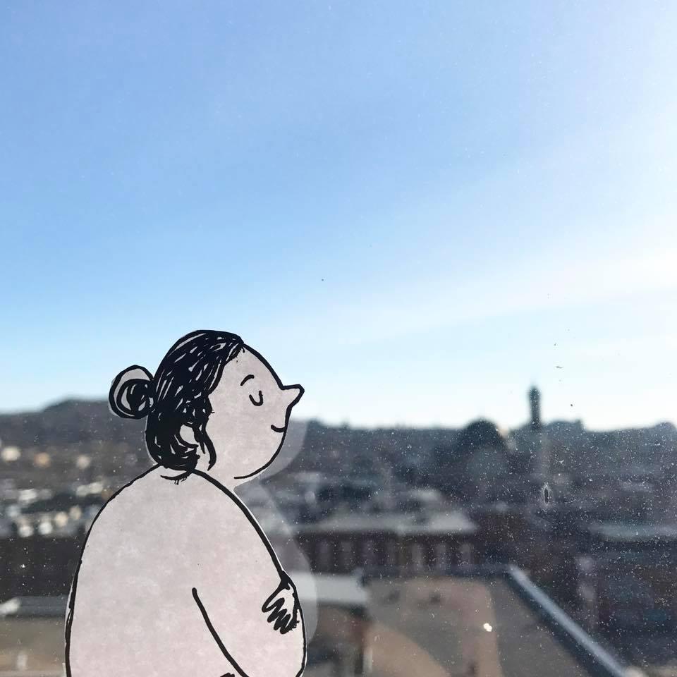 Ana Roy, l'illustratrice qui rend ton newsfeed heureux 16