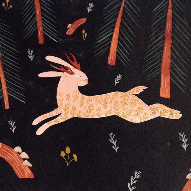 Estée Preda, illustration