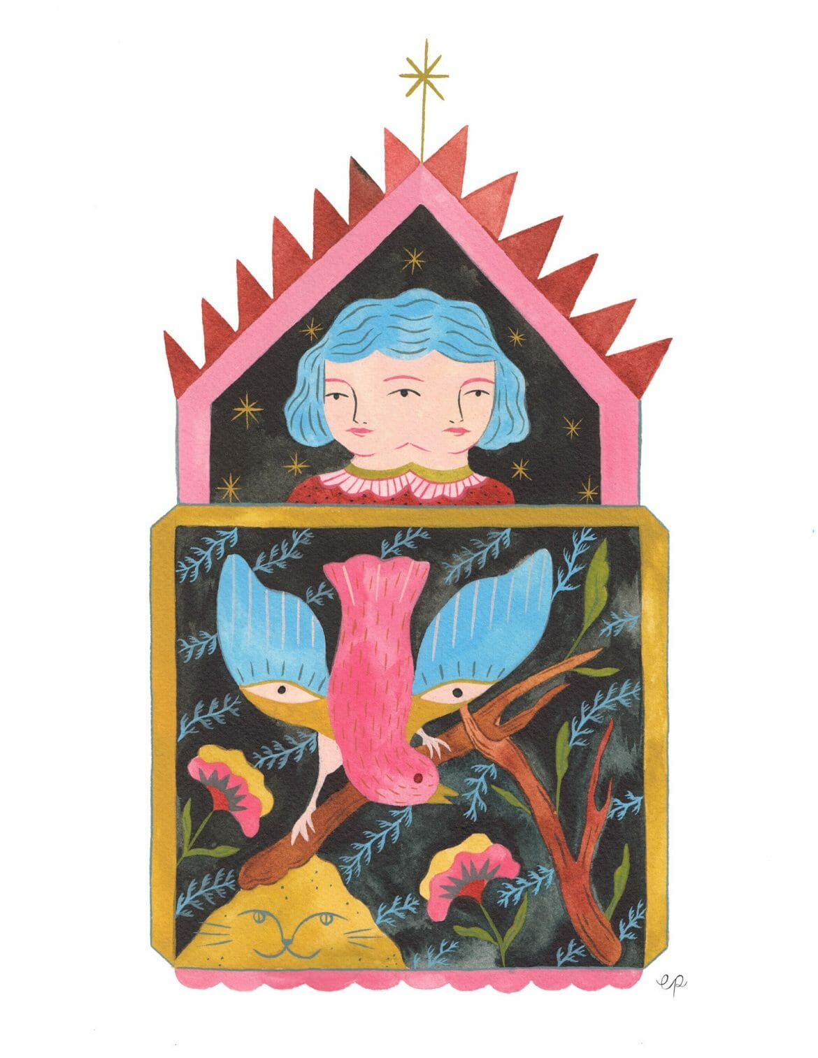 Estée Preda, à la rencontre des légendes et contes européens