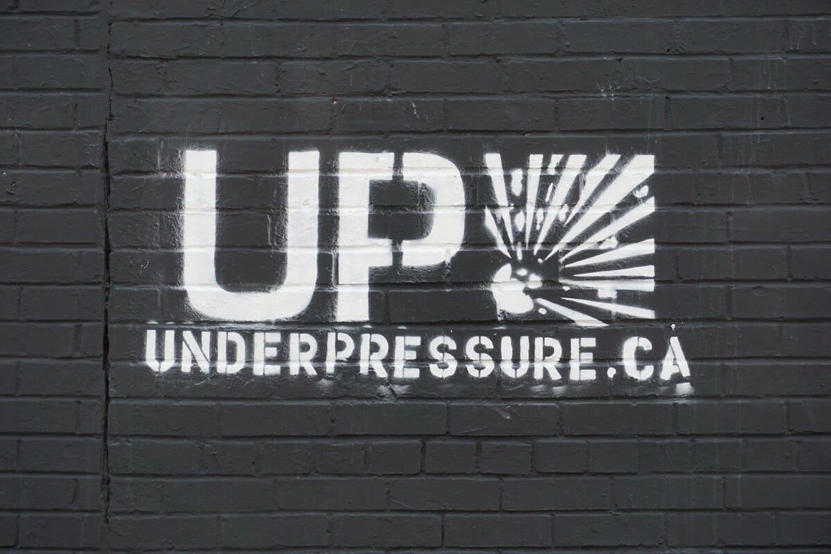 Under Pressure : pour le plaisir d'être ensemble 8