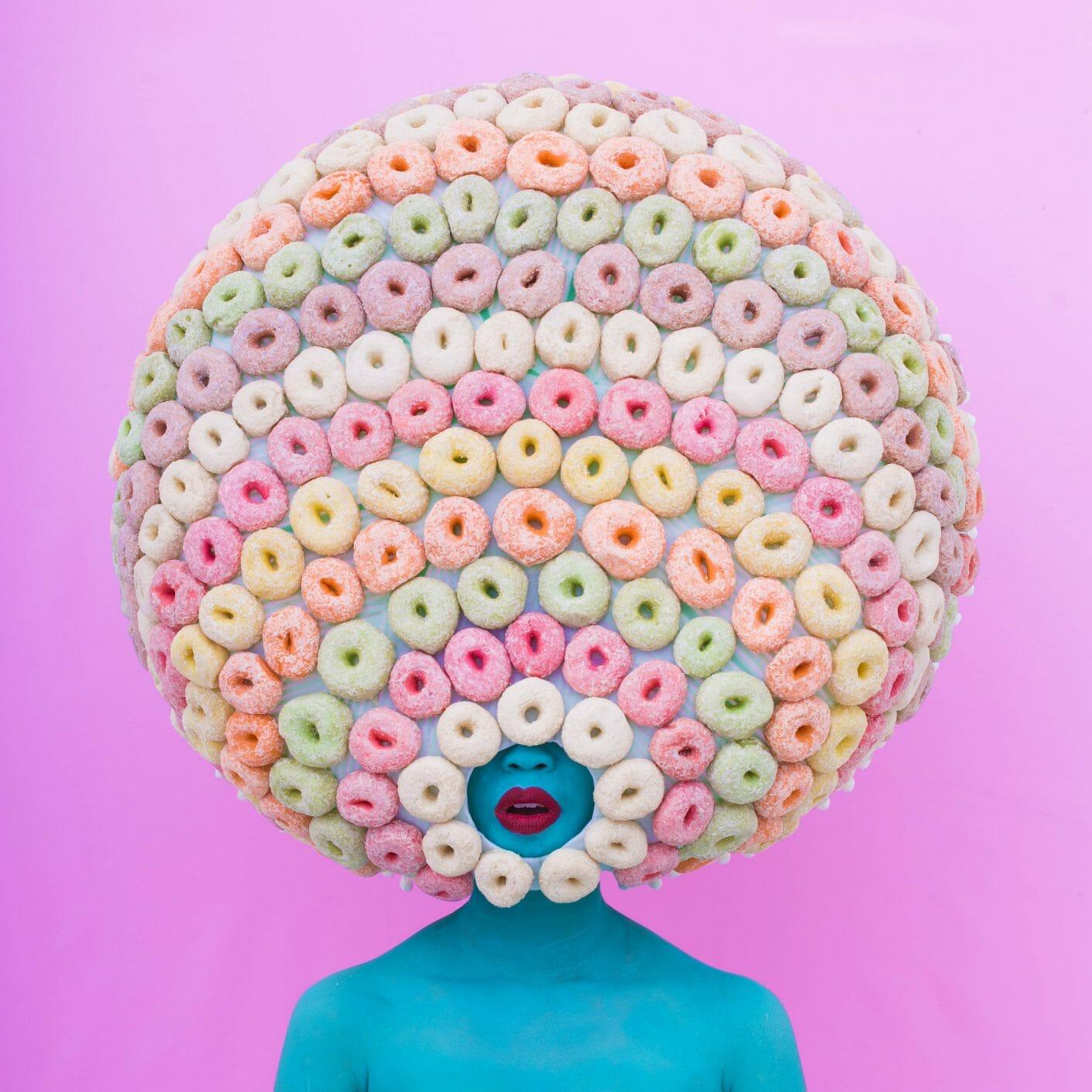 Enora LALET - Tata Boga portrait donut