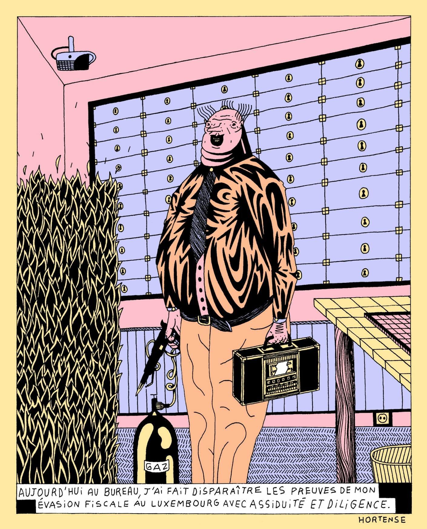 Arthur Binois illustrateur