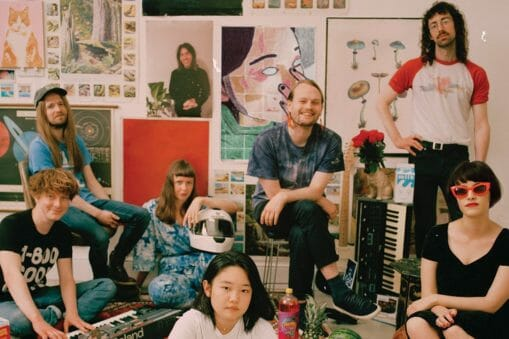 LIT - Superorganism vous file 'Something for your M.I.N.D.' 2