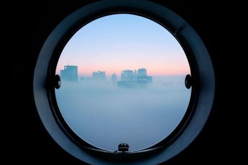 « Les yeux dans les tours » : Laurent Kronental consacre une série de clichés aux célèbres tours Nuages de Nanterre 8