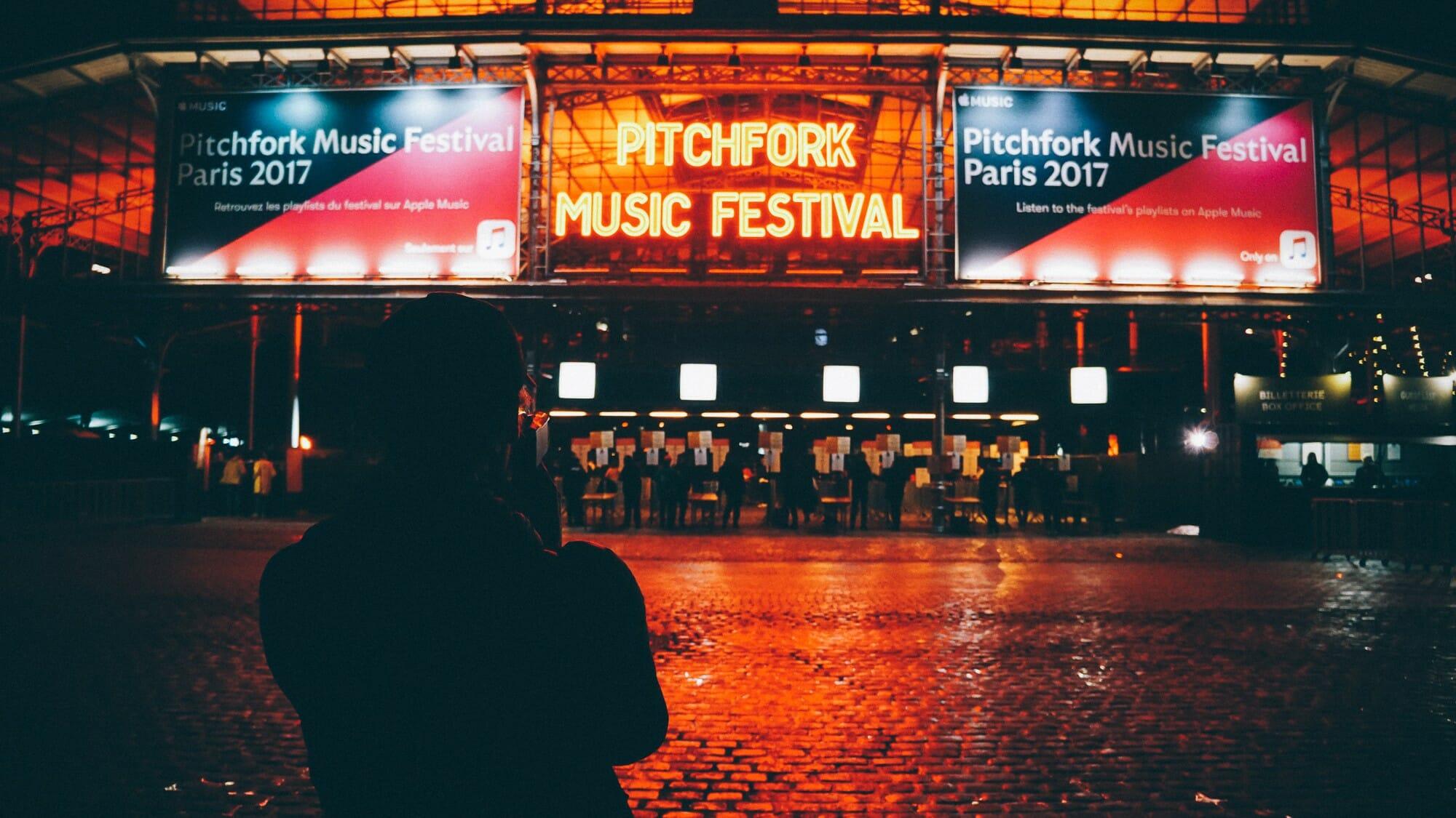 Le Pitchfork Festival, entre contemplation et palpitations 1