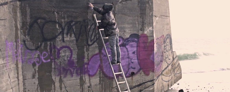 Baby K street art