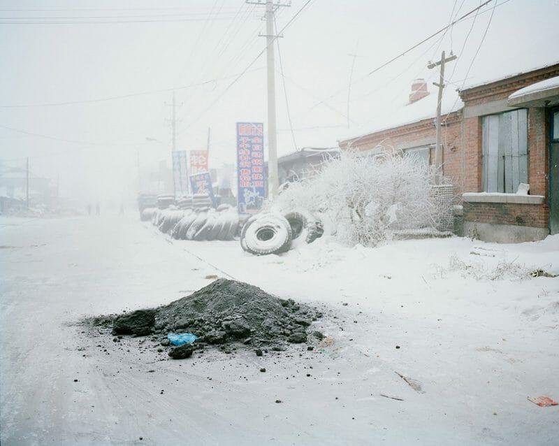 Latitude du silence : des photos lyriques et poétiques de la Chine du nord 3