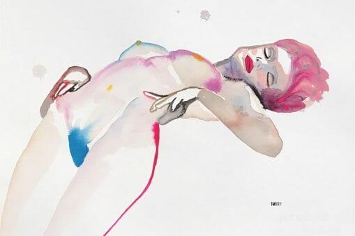La féminité exprimée toute en couleurs par Fahren Feingold 3