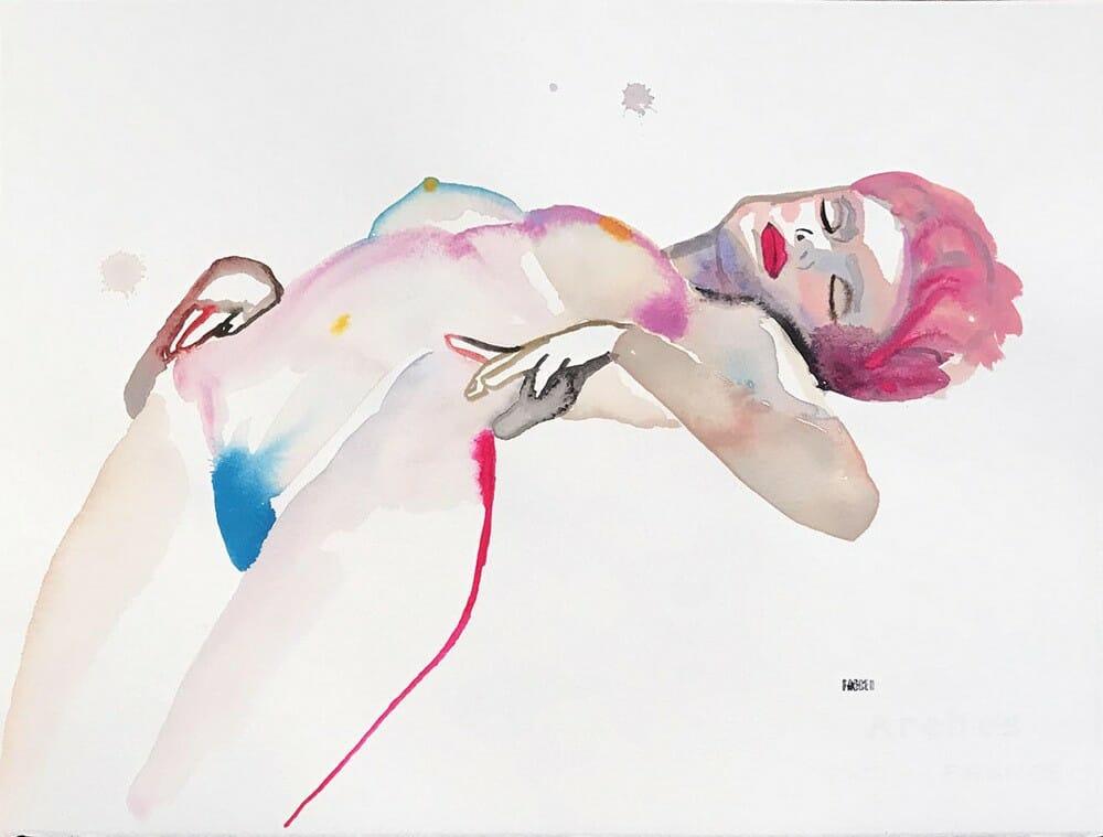 La féminité exprimée toute en couleurs par Fahren Feingold 1
