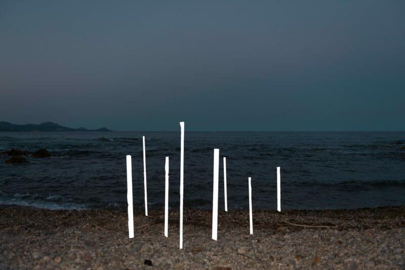 bord de mer Memory Lapses Francois Ollivier