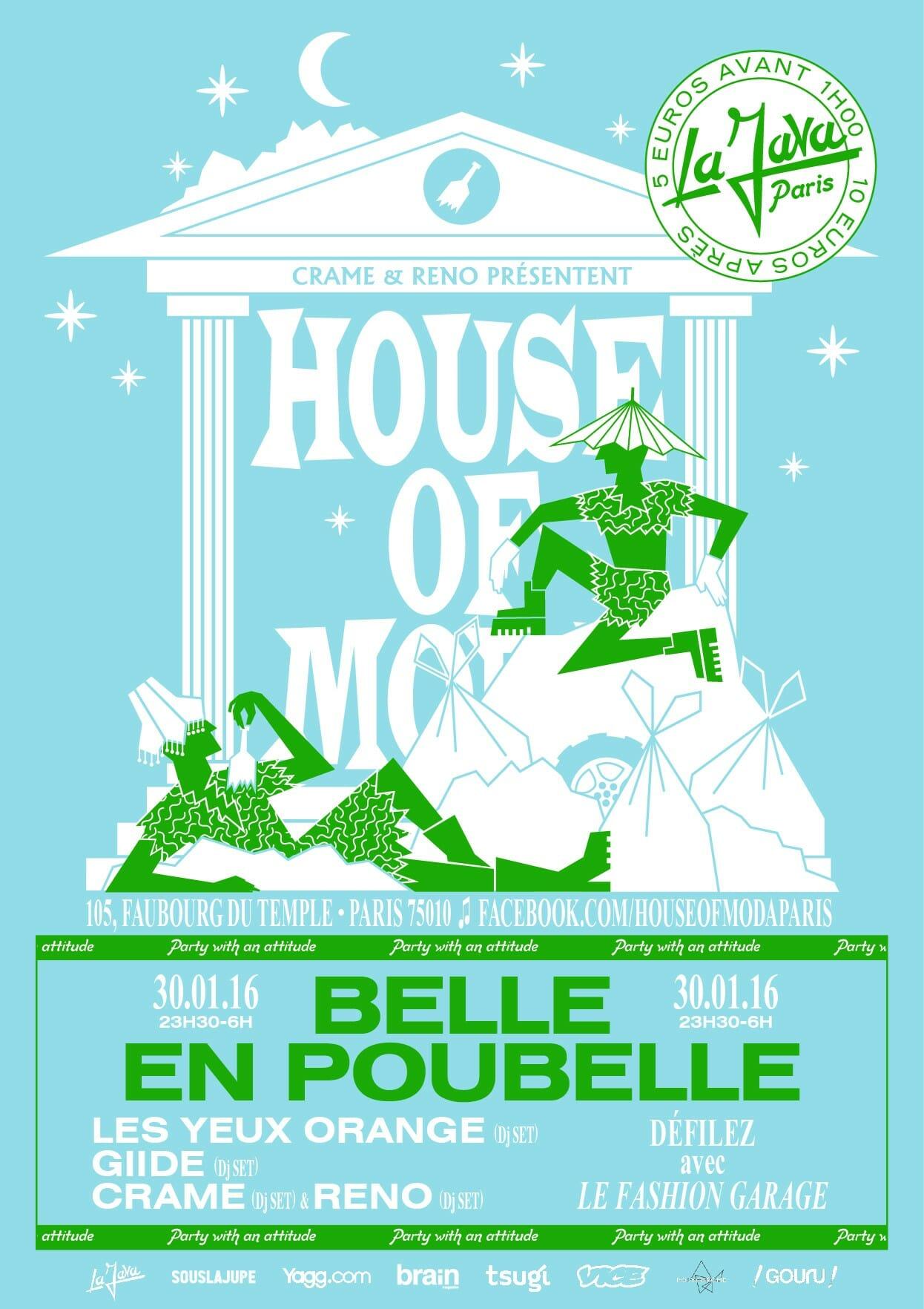 House of Moda x A la Folie s'occupe de ta fin d'année 5