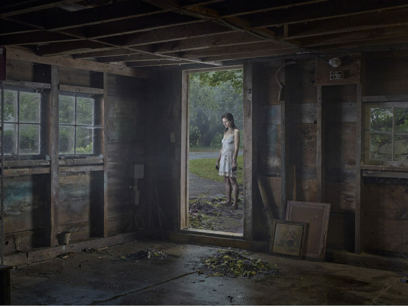 Cathedrale of the Pines photo Gregory Crewdson