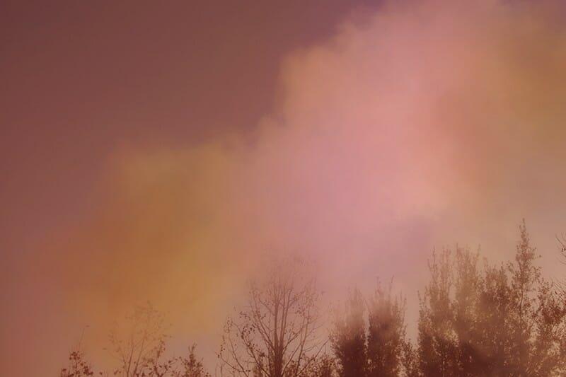 ciel photo couleur