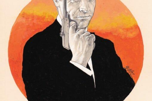 Grzegorz Domaradzki illustre les héros de nos films et séries préférés 1
