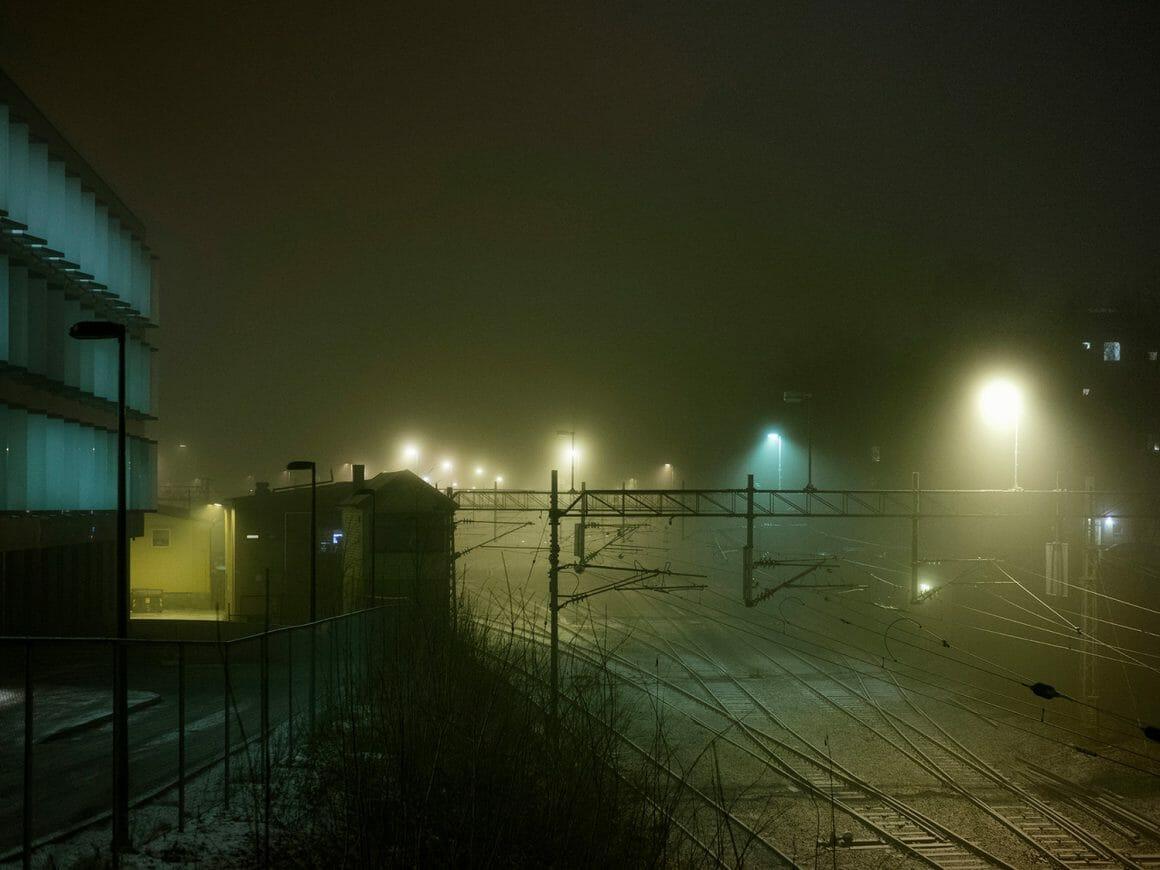 La beauté du « temps des ténèbres » norvégien capturée en image par Tine Poppe 4