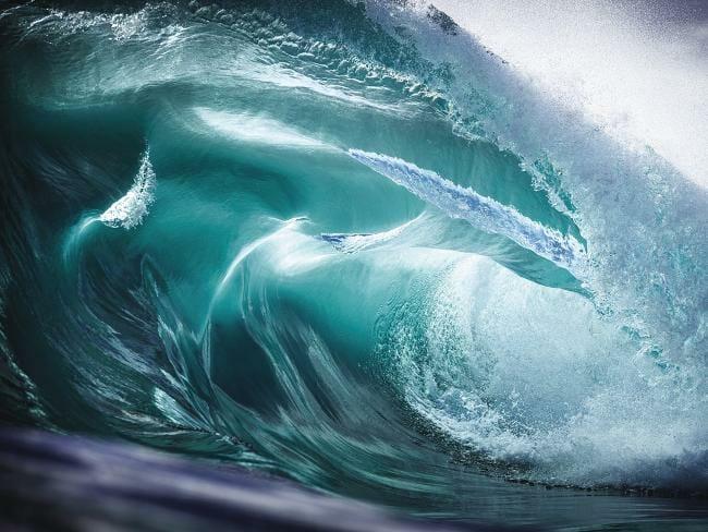 photo de vague par Warren Keelan