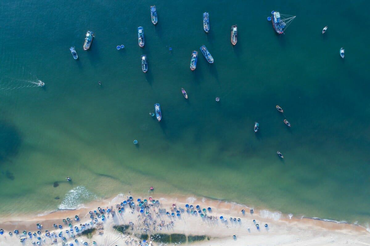 Le Vietnam vu du ciel avec Trung Pham, un magnifique voyage aérien 2
