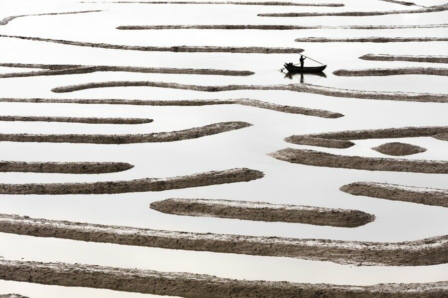 Coastal Geometries Maze - Fujian #18