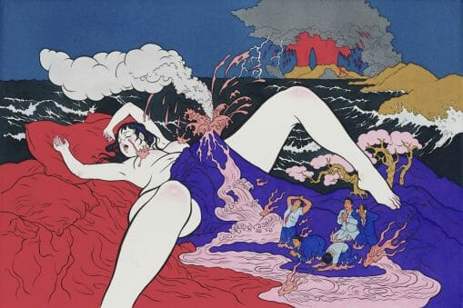 L'érotisme a l'ère du manga selon Pigo Lin 12