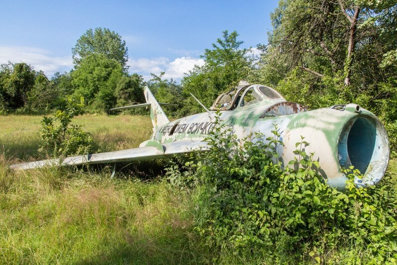avion russe crash