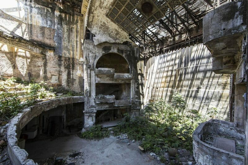 ruines incroyables
