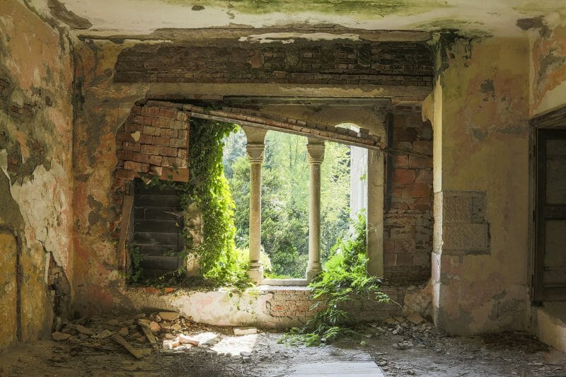 belle ruine