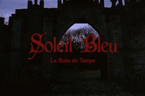 Soleil Bleu - La Robe du Temps, un conte énigmatique et envoûtant 4