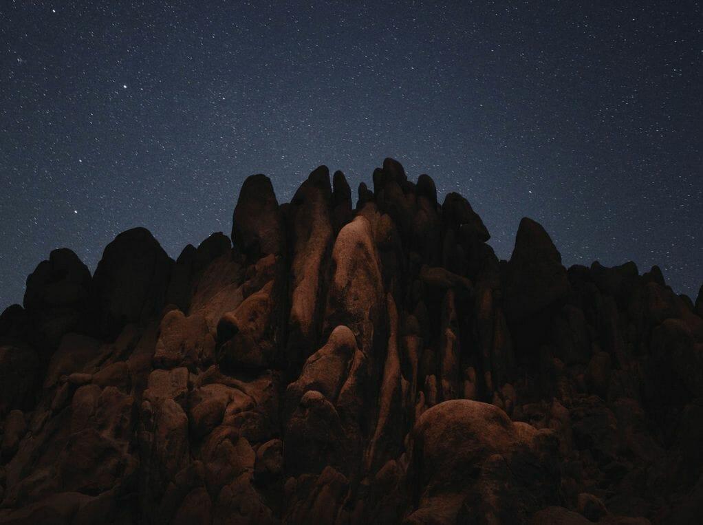 photographie de nuit par ruben wu