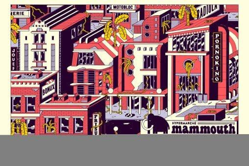 Les mauvaises fréquentations du dessinateur Freak City 5