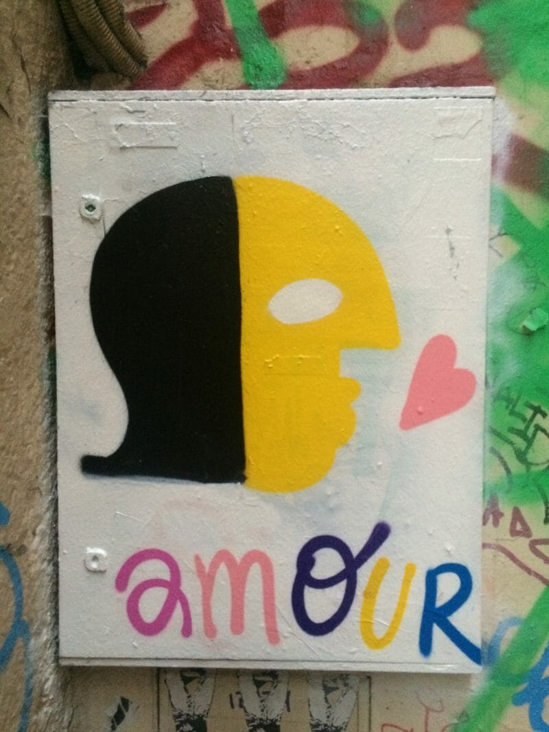 Amour by Carlo Amen
