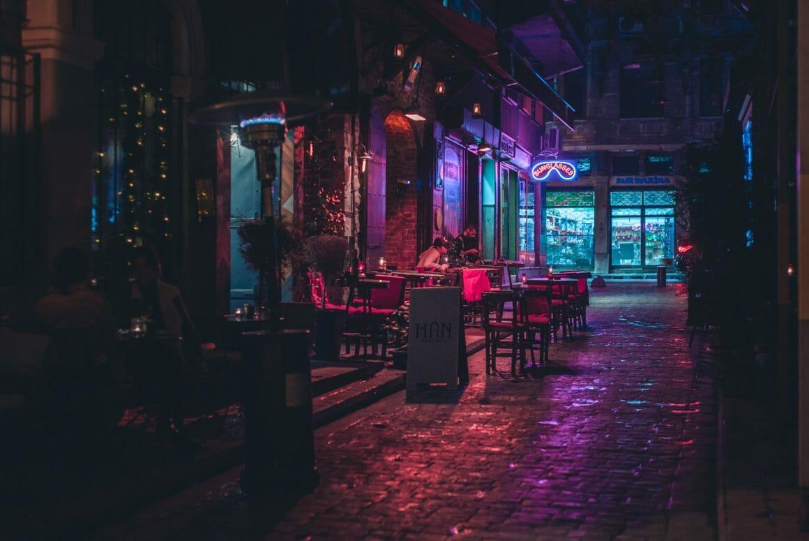 """I Got Lost in Istanbul at Night"" ou les rêveries d'un promeneur solitaire par Hamza Benkirane 7"