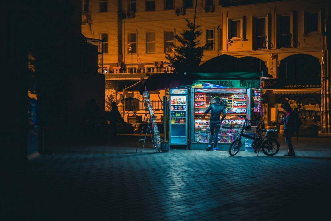 """I Got Lost in Istanbul at Night"" ou les rêveries d'un promeneur solitaire par Hamza Benkirane 5"