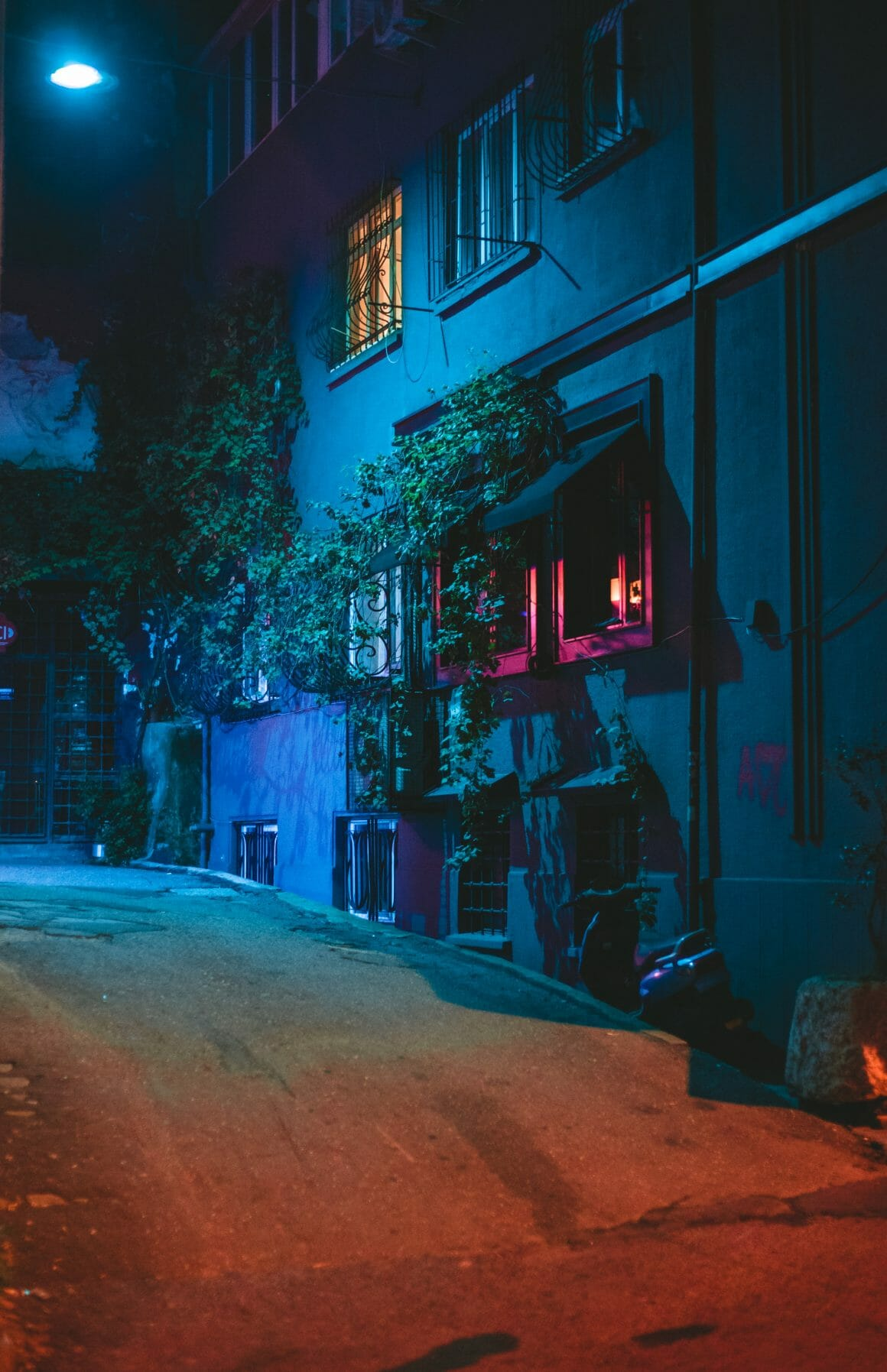 """I Got Lost in Istanbul at Night"" ou les rêveries d'un promeneur solitaire par Hamza Benkirane 9"