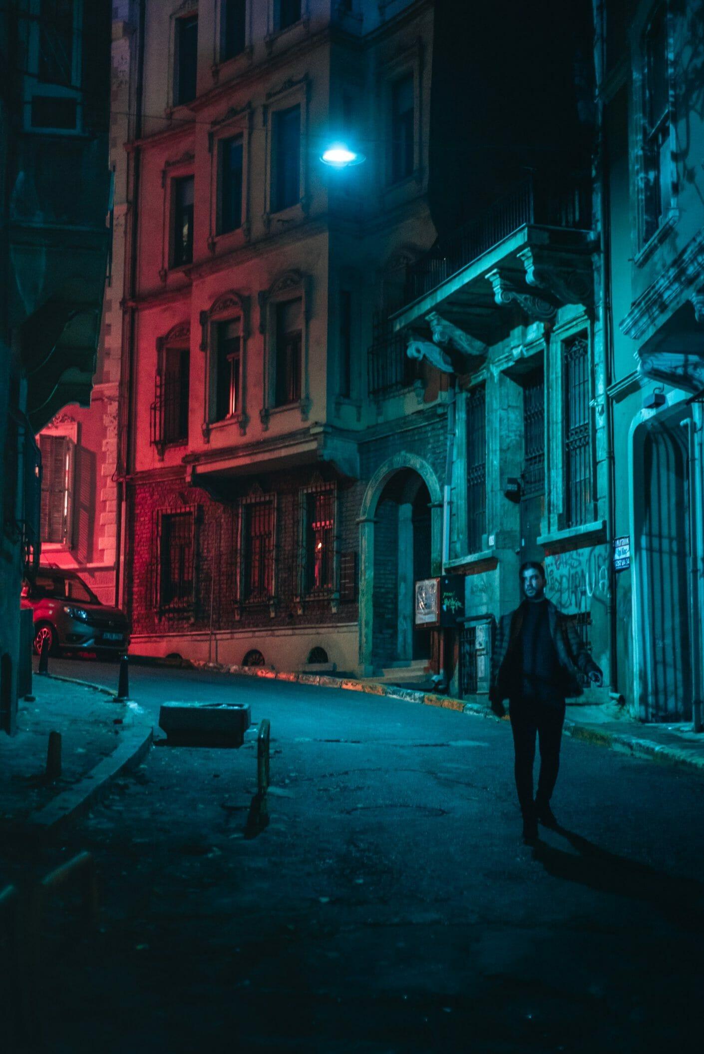 """I Got Lost in Istanbul at Night"" ou les rêveries d'un promeneur solitaire par Hamza Benkirane 1"