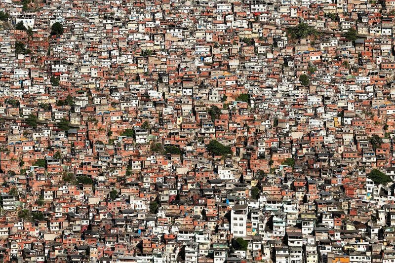 Entre population de masse et individu, voici les photos de Marcus Lyon 3