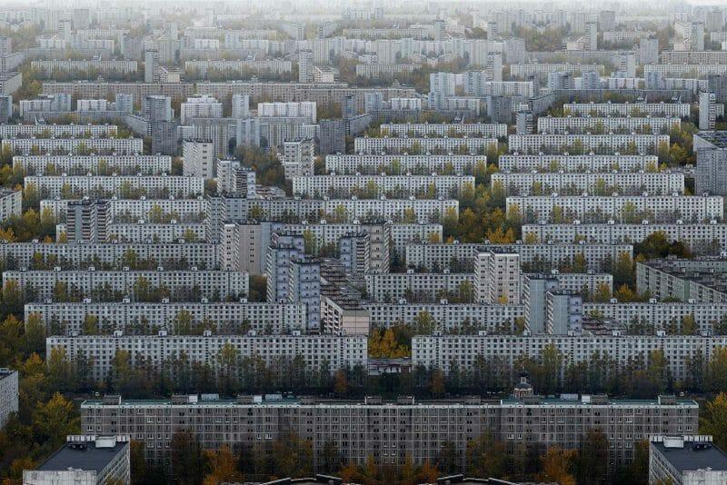 Entre population de masse et individu, voici les photos de Marcus Lyon 6