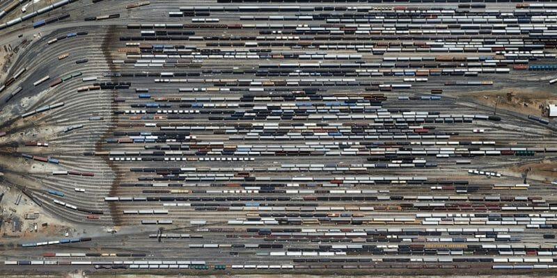 Entre population de masse et individu, voici les photos de Marcus Lyon 7