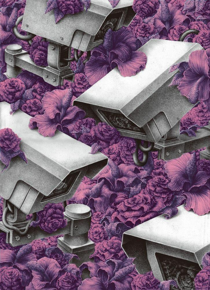 La culture japonaise vue par l'artiste Takehiro Tobinaga 17