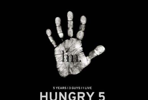 5 ans de Hungry Music : N'to, Worakls et Joachim Pastor à l'Olympia 13