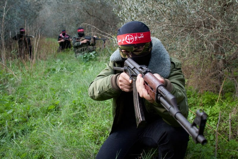 Bande de Gaz