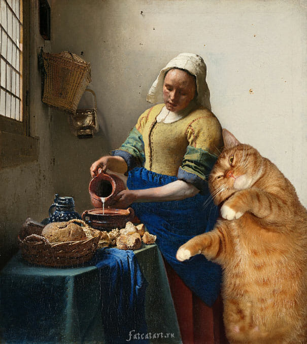 Svetlana Petrov : l'artiste inspirée par son chat Zarathoustra