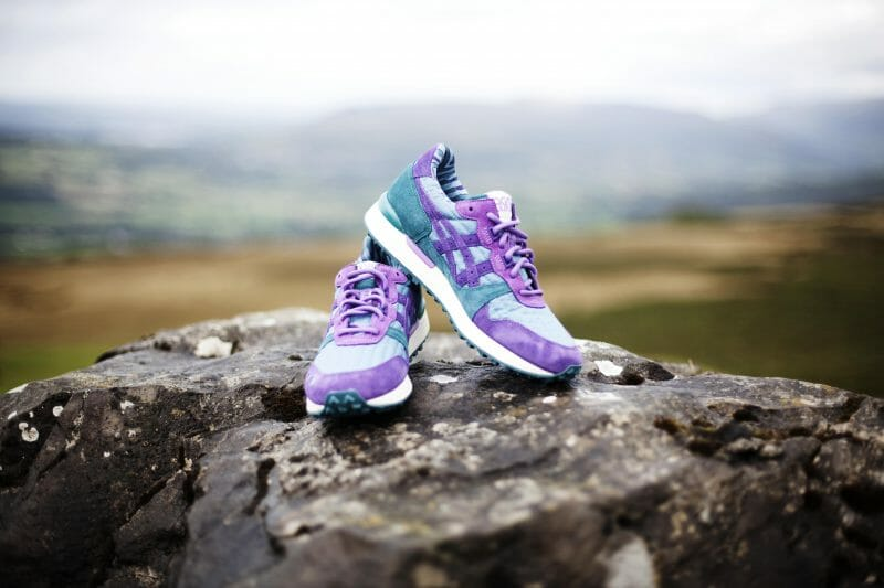 ASICS Tiger x You Must Create