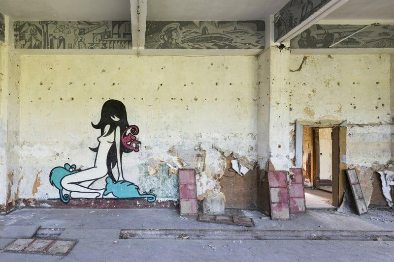 street art wastelands jonk
