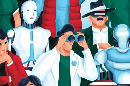 Florent Hauchard : découverte d'un illustrateur rétro et futuriste 2