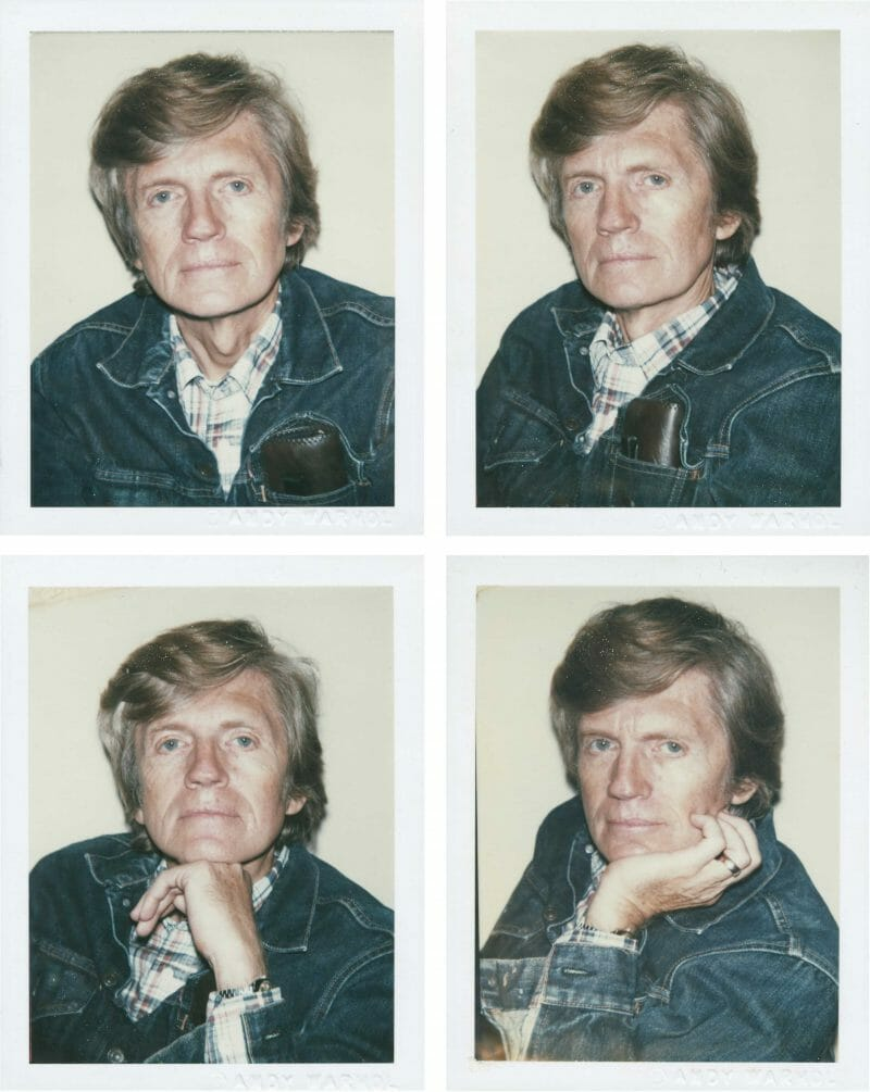 Duane Hanson portrait