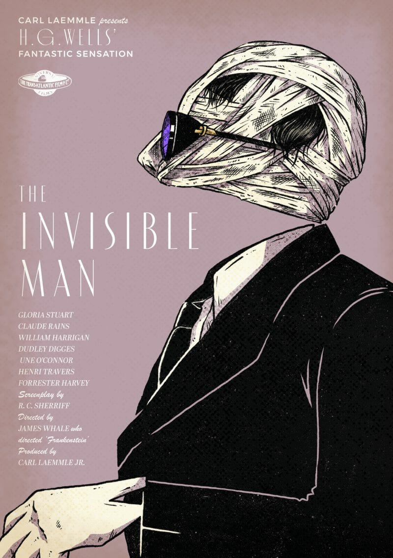 l'homme invisible