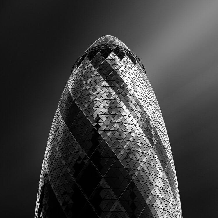 The Gherkin à Londres